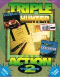 Triple Action: Volume 2 Amiga Front Cover