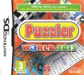 Puzzler World 2013 Nintendo DS Front Cover