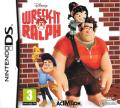 Wreck-It Ralph Nintendo DS Front Cover