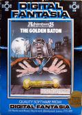 The Golden Baton BBC Micro Front Cover