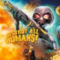 Destroy All Humans! PlayStation 4 Front Cover