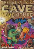 The Very Big Cave Adventure ZX Spectrum Front Cover