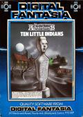 Ten Little Indians BBC Micro Front Cover