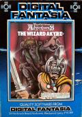 The Wizard of Akyrz BBC Micro Front Cover