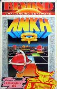 Ankh Commodore 64 Front Cover