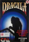 Dracula ZX Spectrum Front Cover