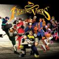 Fighting Vipers PlayStation 3 Front Cover