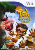 Tak and the Guardians of Gross Wii Front Cover
