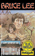 Bruce Lee ZX Spectrum Front Cover
