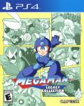 Mega Man: Legacy Collection PlayStation 4 Front Cover