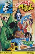 The Colour of Magic ZX Spectrum Front Cover
