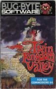 Twin Kingdom Valley Commodore 64 Front Cover