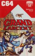 Grand Larceny Commodore 64 Front Cover