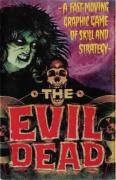 The Evil Dead Commodore 64 Front Cover