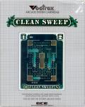 Clean Sweep Vectrex Front Cover