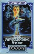 The Neverending Story ZX Spectrum Front Cover