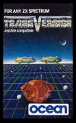 Transversion ZX Spectrum Front Cover