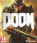 DOOM (Day One Edition) Xbox One Front Cover