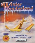 Winter Wonderland Amstrad CPC Front Cover