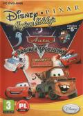 Disney•Pixar Cars Toon: Mater's Tall Tales Windows Front Cover