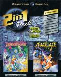 2 in 1 Pack: Dragon's Lair / Space Ace Windows Front Cover