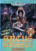 Arcus Odyssey Genesis Front Cover