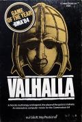 Valhalla Commodore 64 Front Cover