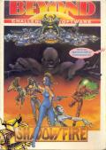 Shadowfire Commodore 64 Front Cover