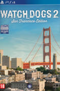 Watch_Dogs 2 (San Francisco Edition) PlayStation 4 Front Cover