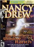Nancy Drew: The Secret of Shadow Ranch Windows Front Cover