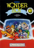 Wonder Boy Commodore 64 Front Cover