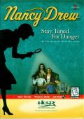 Nancy Drew: Stay Tuned for Danger Windows Front Cover