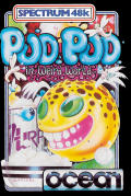 Pud Pud in Weird World ZX Spectrum Front Cover