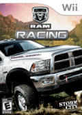 Ram Racing Wii Front Cover