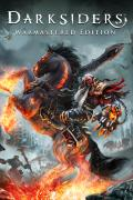 Darksiders: Warmastered Edition Xbox One Front Cover second version