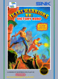 Ikari Warriors II: Victory Road NES Front Cover