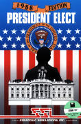 President Elect: 1988 Edition Atari ST Front Cover