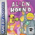 Alien Hominid Game Boy Advance Front Cover