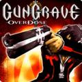 Gungrave: Overdose PlayStation 3 Front Cover