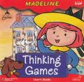 Madeline Thinking Games Macintosh Front Cover