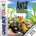 Antz Racing Game Boy Color Front Cover
