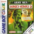 Army Men: Sarge's Heroes 2 Game Boy Color Front Cover