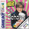Austin Powers: Oh Behave! Game Boy Color Front Cover