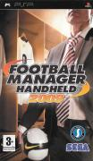 Football Manager Handheld 2009 PSP Front Cover