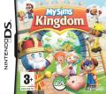 MySims: Kingdom Nintendo DS Front Cover