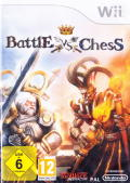 Battle vs Chess Wii Front Cover