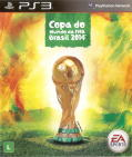 2014 FIFA World Cup Brazil PlayStation 3 Front Cover