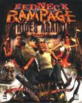 Redneck Rampage Rides Again DOS Front Cover
