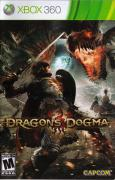 Dragon's Dogma Xbox 360 Front Cover