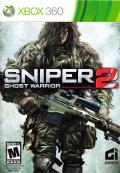 Sniper: Ghost Warrior 2 Xbox 360 Front Cover